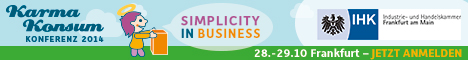 KarmaKonsum Konferenz 2014 | Simplicity in Business