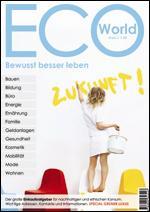 ECO-World. Bewusst besser leben. Hier bestellen!