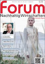forum Nachhaltig Wirtschaften 02/2015. Hier bestellen!