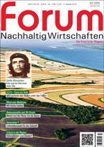 forum Nachhaltig Wirtschaften 03/2015. Hier bestellen!