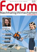 forum Nachhaltig Wirtschaften 03/2016. Hier bestellen!