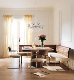 renaissance eines ganz traditionellen massivholzmöbels - die ... - Eckbank Modern