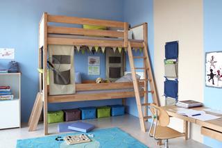 geht doch hochbett f r zwei de breyn zeigt clevere l sung. Black Bedroom Furniture Sets. Home Design Ideas