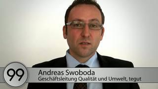 Andreas Swoboda von tegut spricht über Maßnahmen gegen Monokulturen, ...
