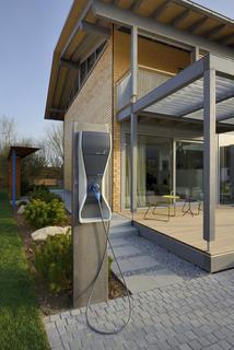 baufritz musterhaus alpenchic in neuer holzbauarchitektur. Black Bedroom Furniture Sets. Home Design Ideas