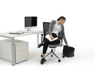 Der ideale stuhl f r die ver nderte sitzkultur for Stuhl design analyse