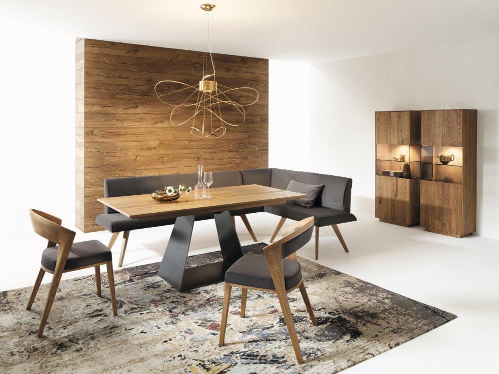 Eckbank modernes design  Renaissance eines ganz traditionellen Massivholzmöbels - Die Eckbank ...