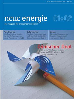 Erneuerbare energien das magazin